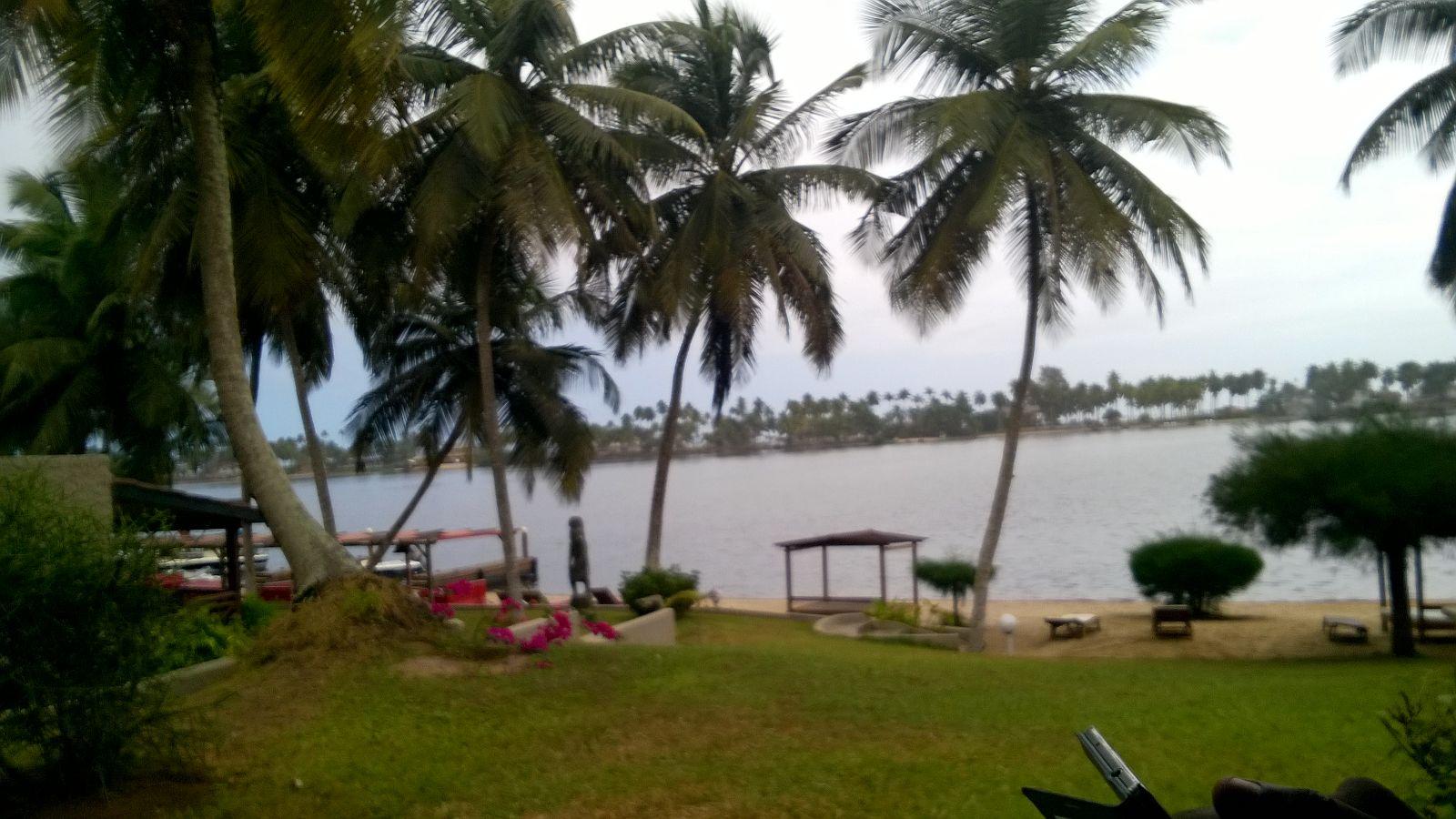 Les Marches d'Elodie - Coucoué Lodge Assinie - Côte d'Ivoire
