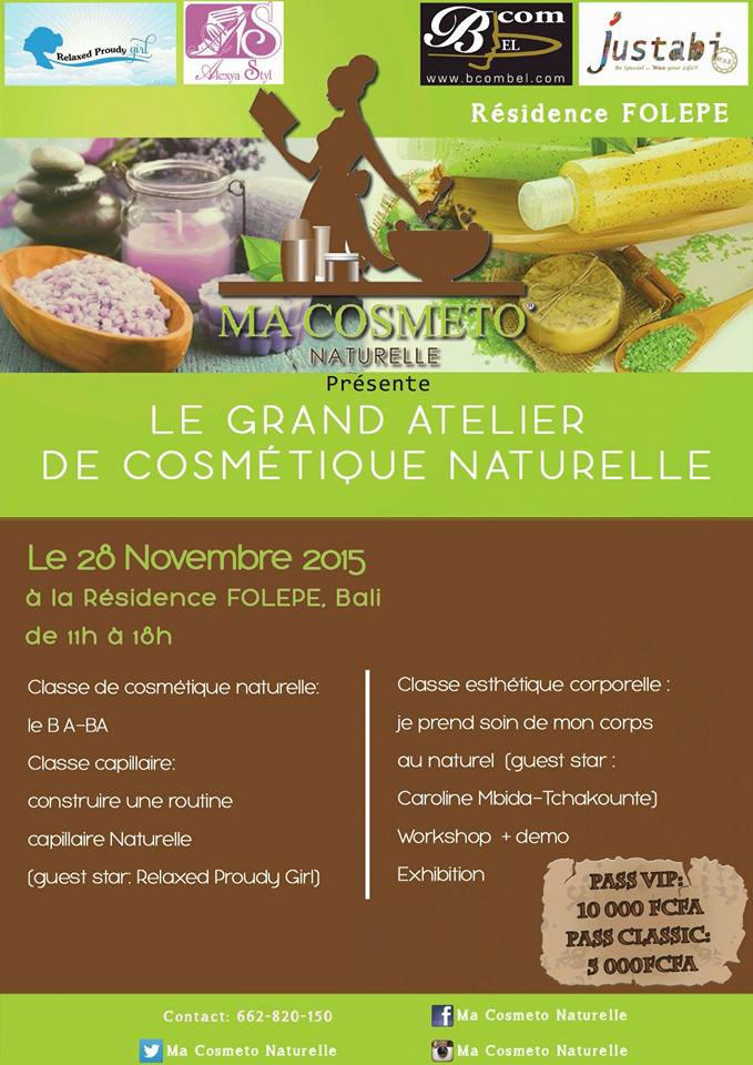 Les Marches d'Elodie - My Cosmeto Naturelle