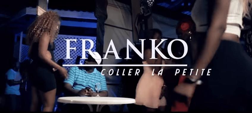 Les Marches d'Elodie - Franko - Coller La Petite