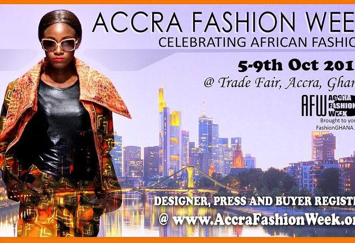 FashionGHANA.com annonce le lancement de la «Accra Fashion Week»