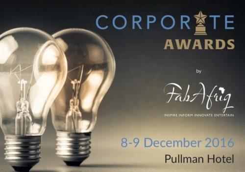 Corporate awards FabAfriq