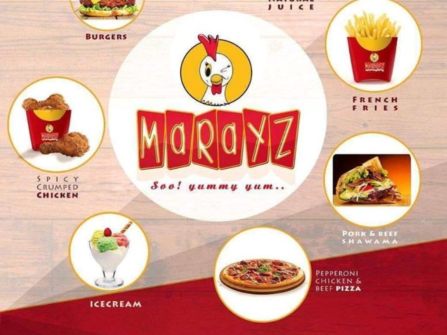 Le Fastfood «Marayz» à Buea, pour la jeunesse dorée en toute simplicité