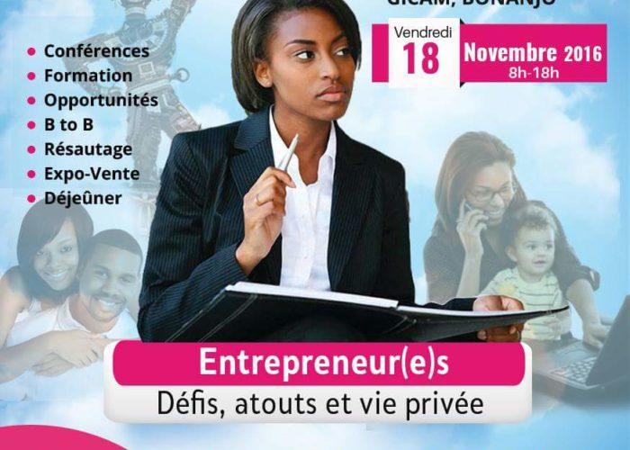 Women's Entrepreneurship Day, l'événement sur l'entrepreneuriat féminin