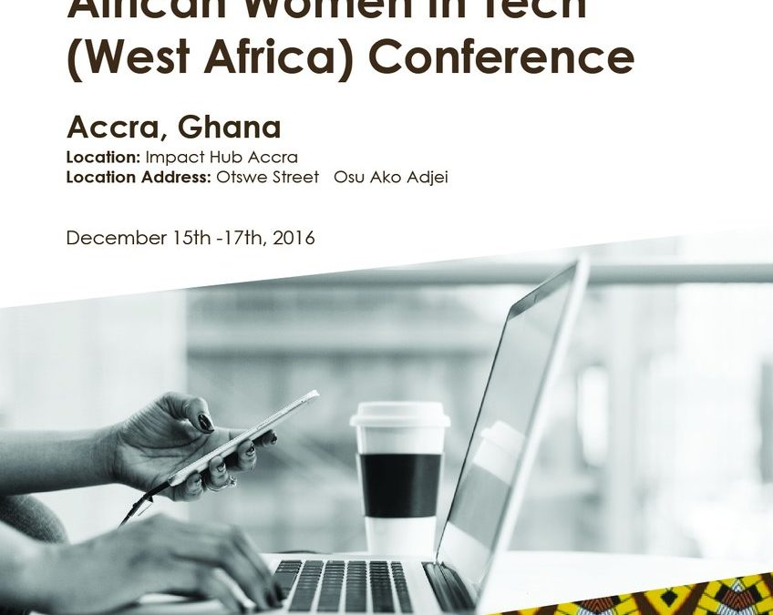 L'African Women In Technology Conference à Accra au Ghana