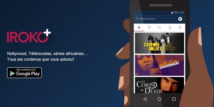 Nollywood Tv et Novelas Tv sur votre téléphone avec le forfait Internet «IROKO+»
