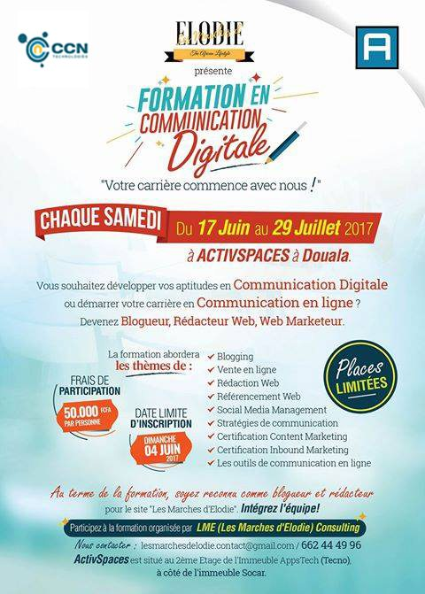 Démarrez votre carrière avec notre formation en Communication Digitale