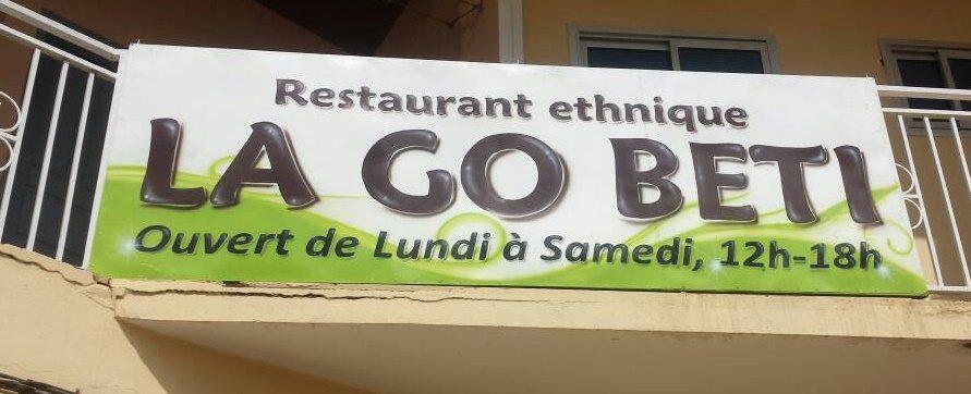 Un tour chez La Go Beti, Restaurant Ethnique à Yaounde
