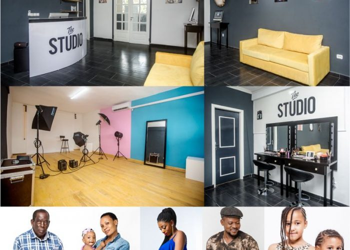 """Opening of the """"The Studio"""" space in Douala, for your professional photo shootings"""