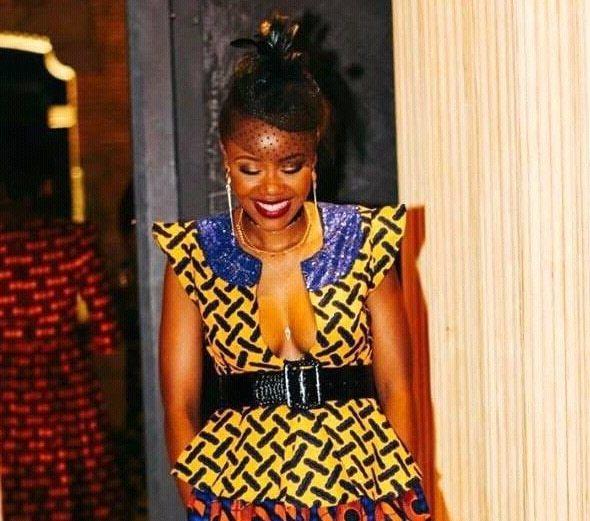 Nelly Lise Samen : Une étoile montante camerounaise dans l'industrie de la mode
